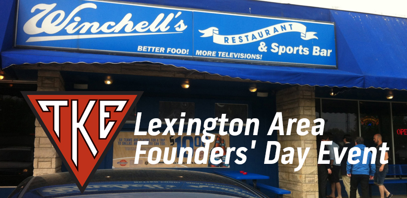 Lexington Area Founders' Day Event