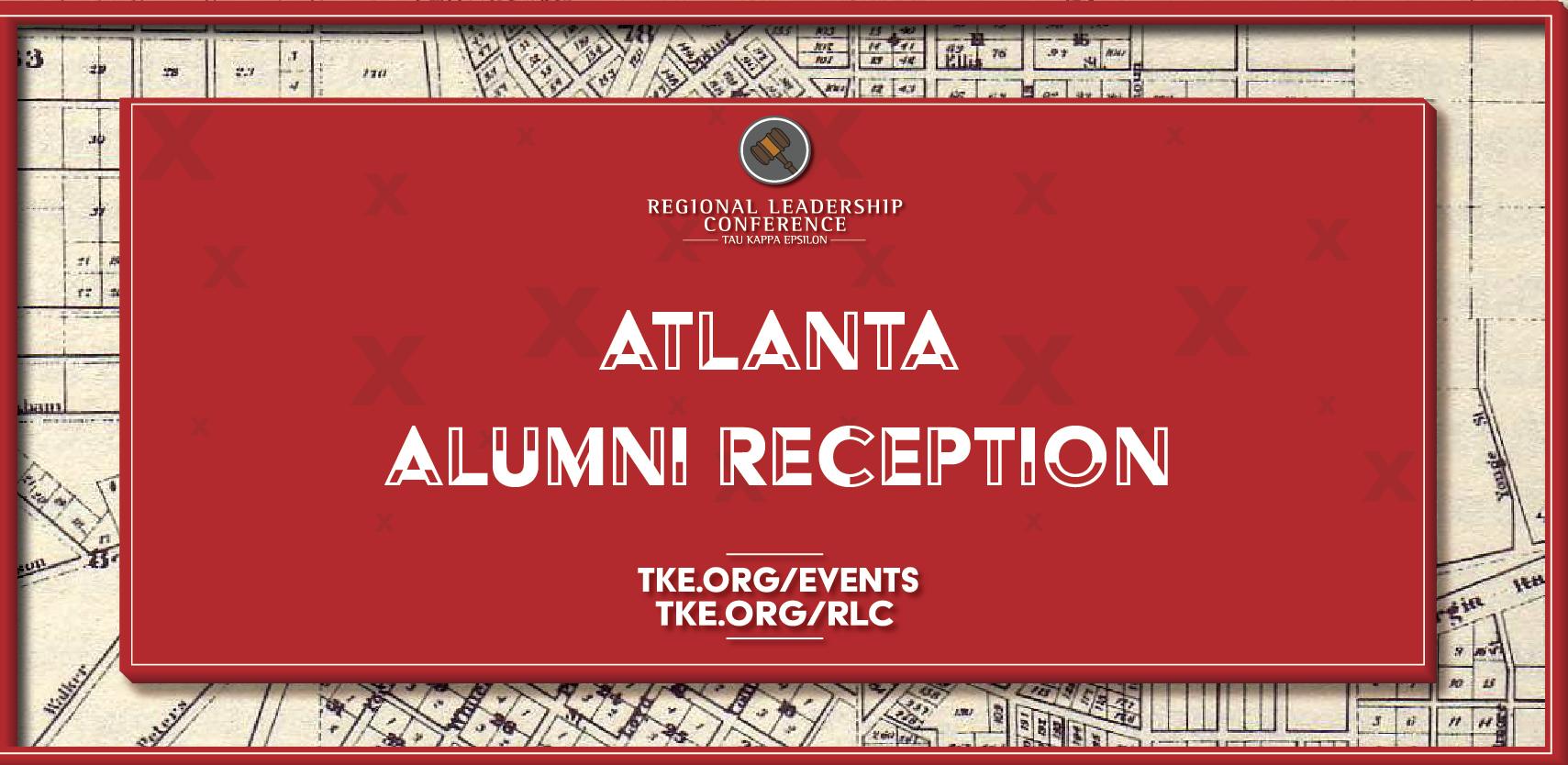 Atlanta Alumni Reception