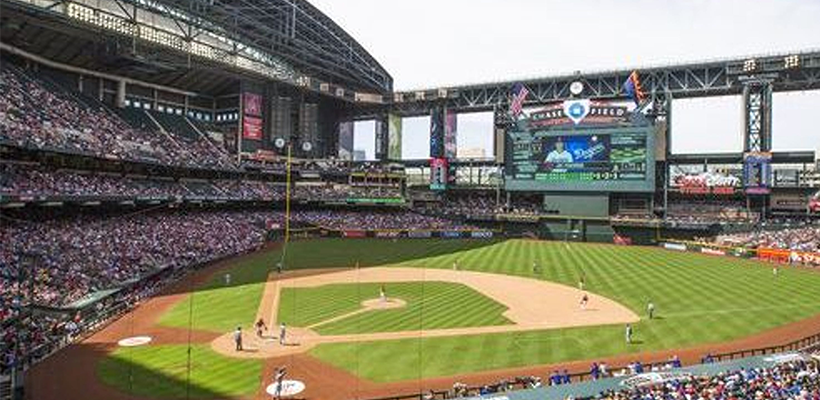Join Arizona Tekes for Luxury Suite Night at Chase Field in Phoenix