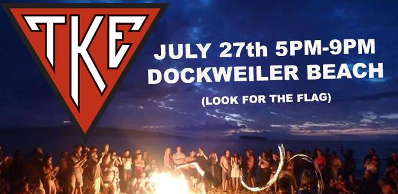 Dockweiler Beach, LA - TKE Meet Up