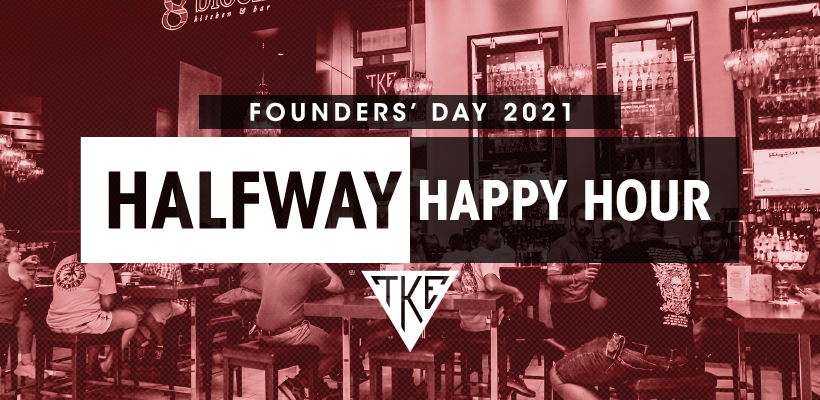 Omicron-Kappa Alumni: Founders' Day Virtual Happy Hour