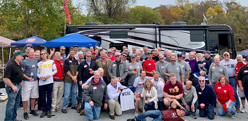 2020 TKE Mu-Alpha Friends, Family & Future Tekes Homecoming