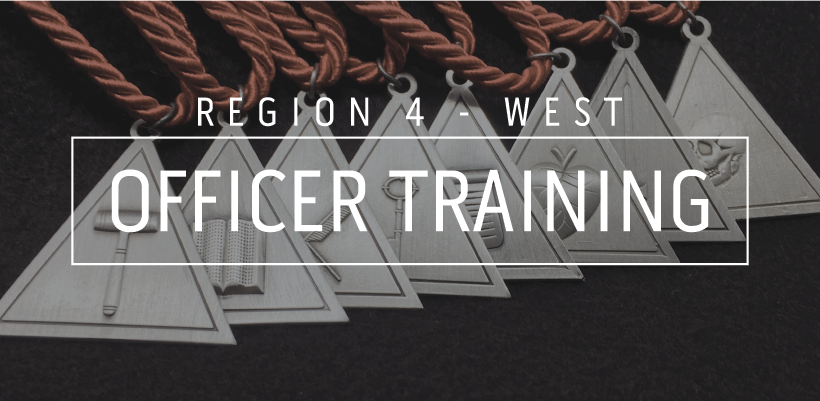 Region 4 (West) - Hegemon Training
