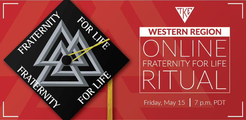 Region 4 (West) - Class of 2020 Virtual Fraternity for Life Celebration