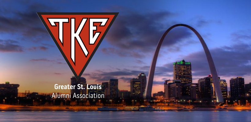 Inaugural Greater St. Louis TKE Area Alumni Association