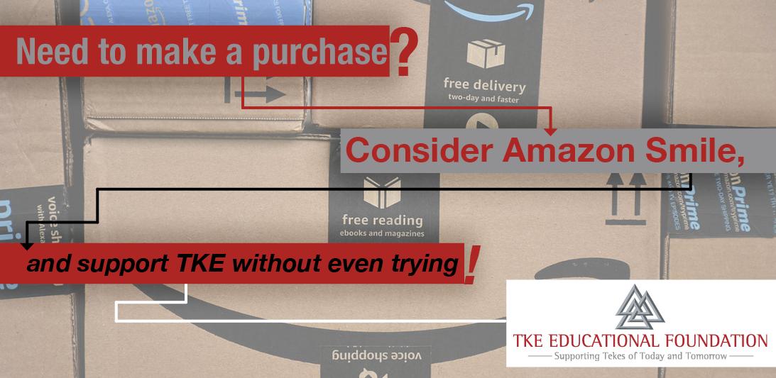 Amazon Smile and TKE