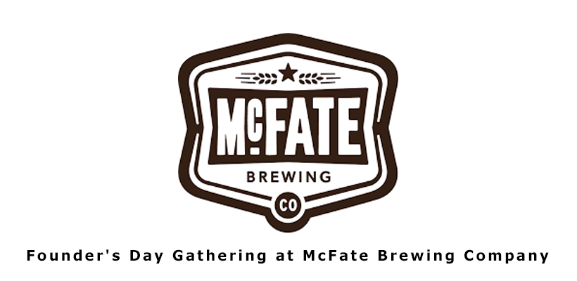 Founders' Day Gathering at McFate Brewing Company