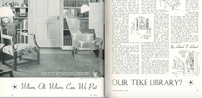 The Teke Library