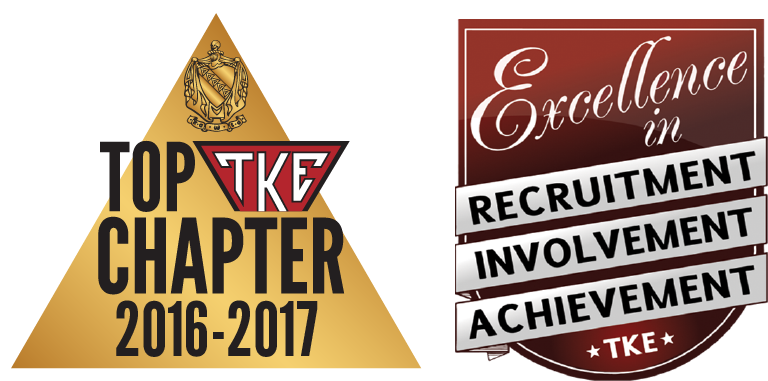 2016-2017 TKE Award Winners