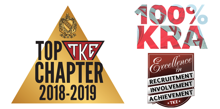 2018-2019 TKE Award Winners