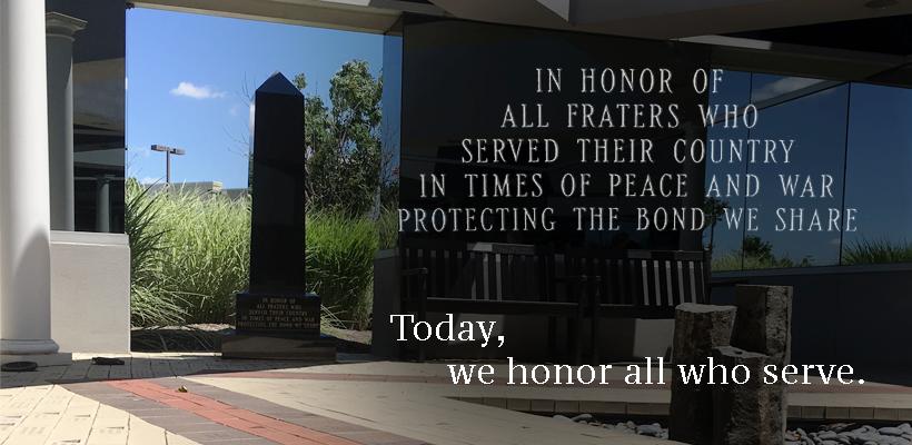 Veterans & Remembrance Day Nov. 11, 2017