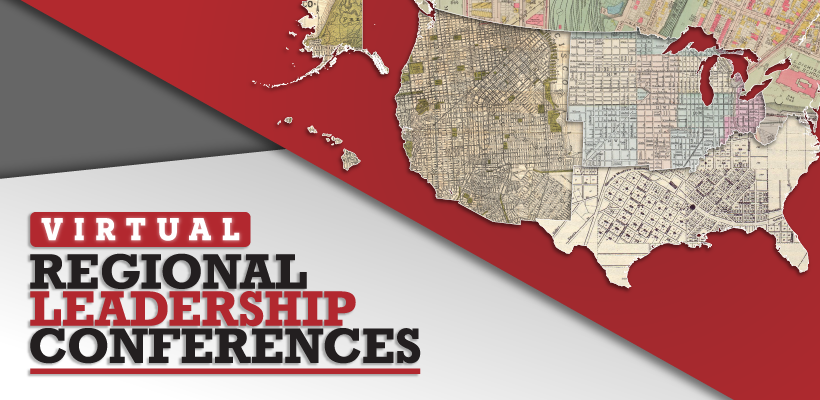 TKE Announces Virtual 2021 Regional Leadership Conferences