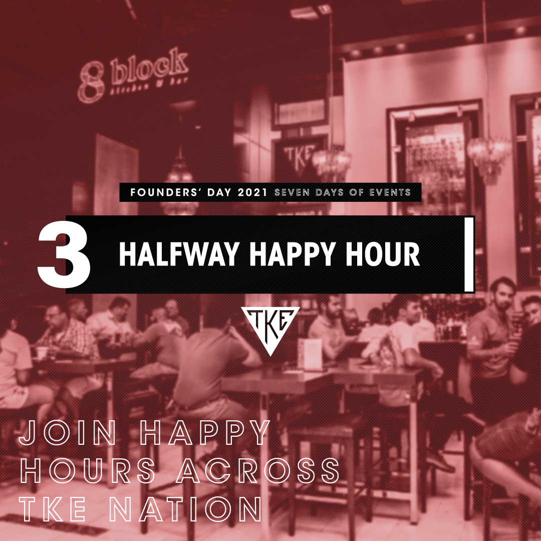 Halfway Happy Hours