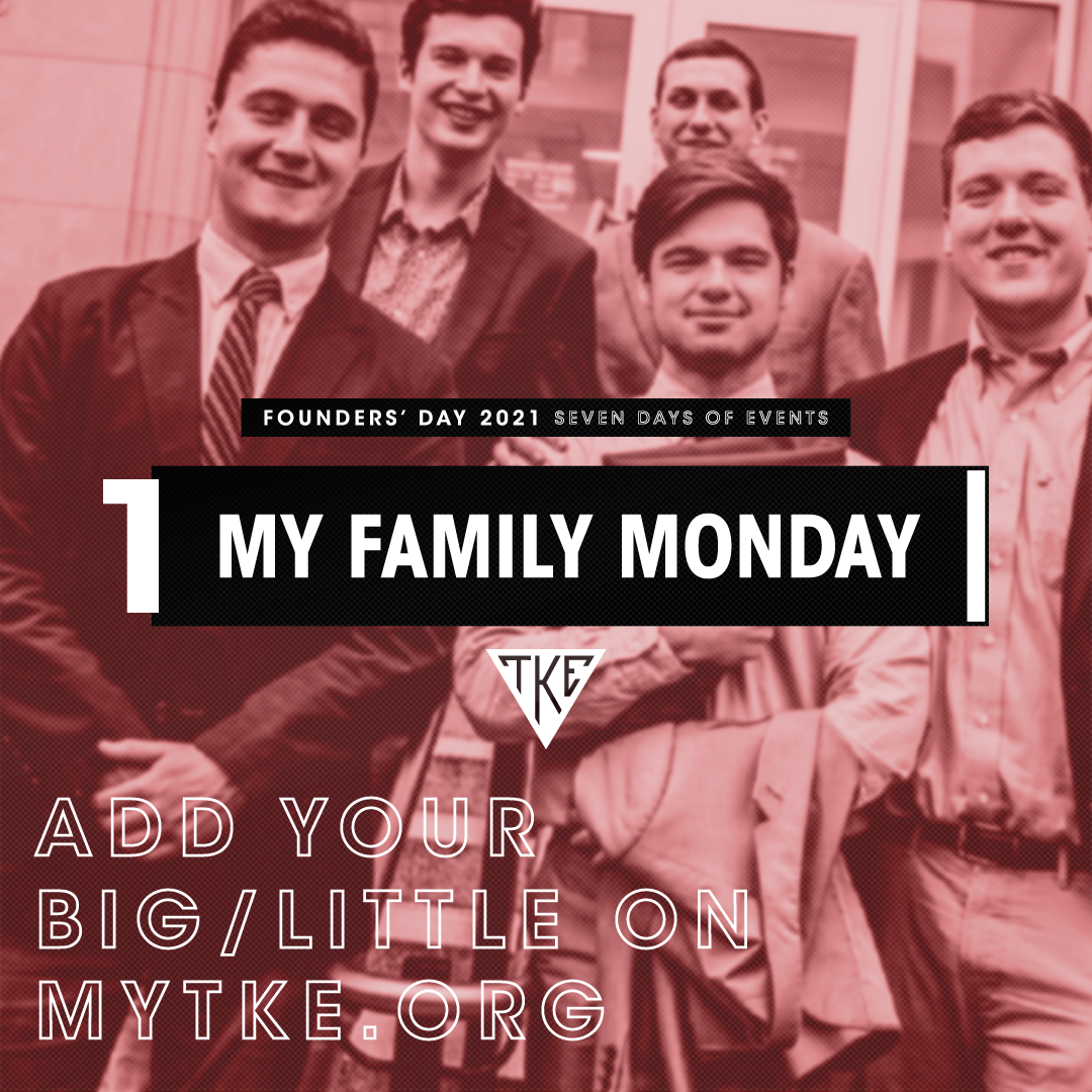 My Family Monday