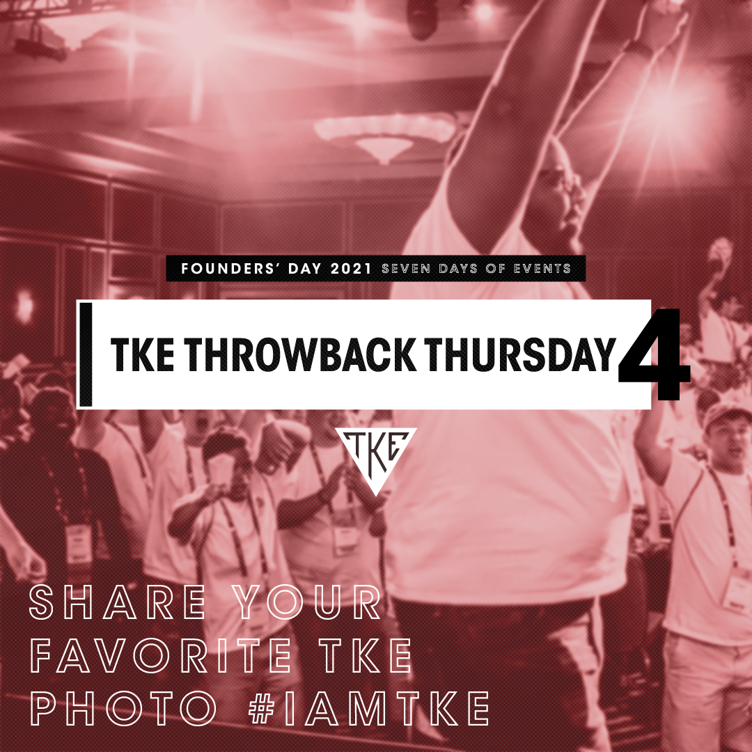 TKE Throwback Thursday