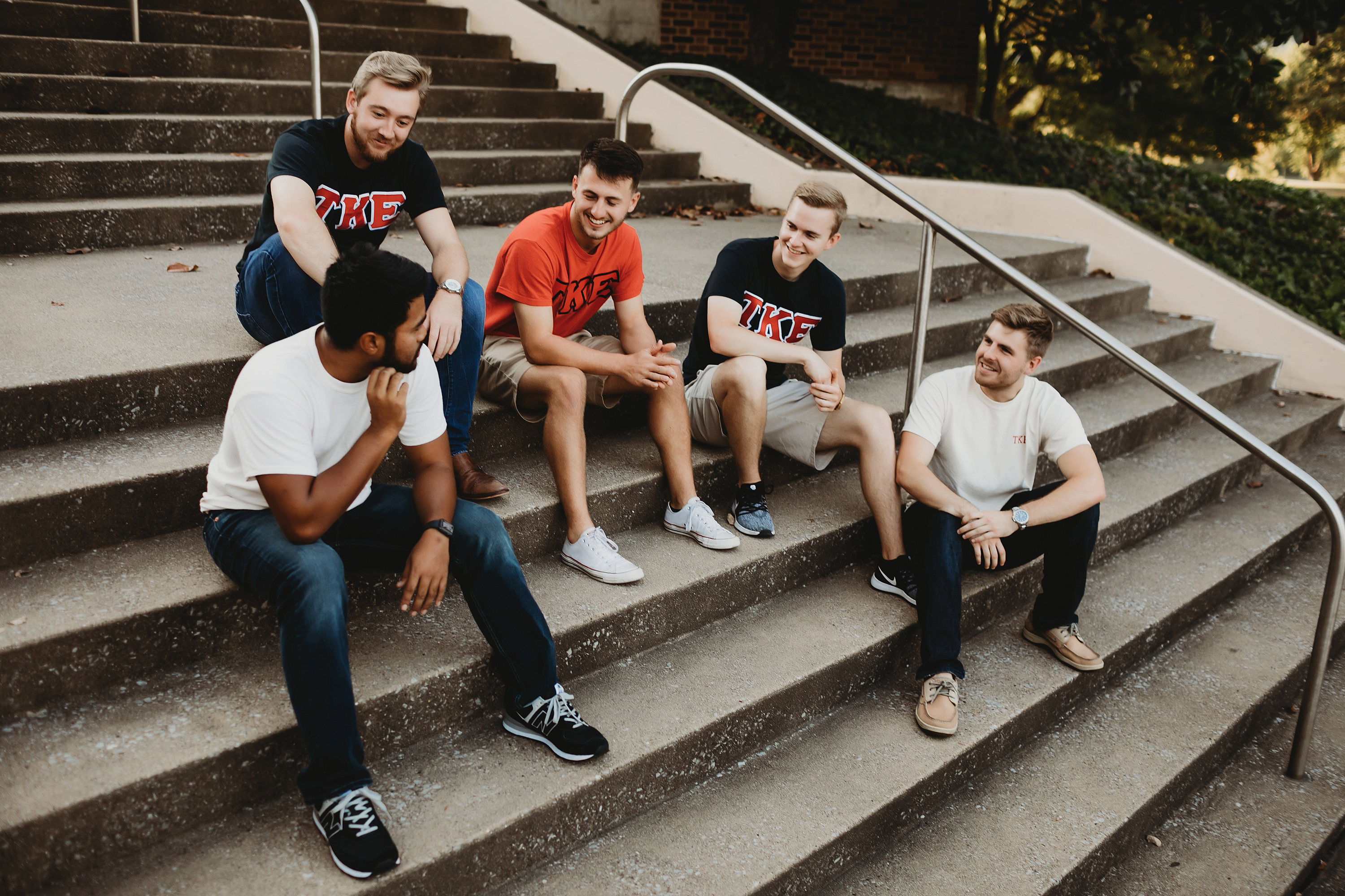 The Official TKE Recruitment Guide