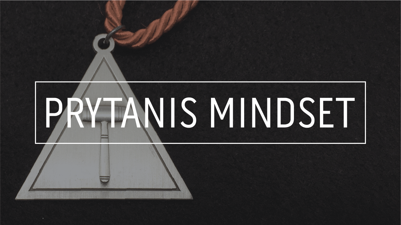2020 The Prytanis Mindset