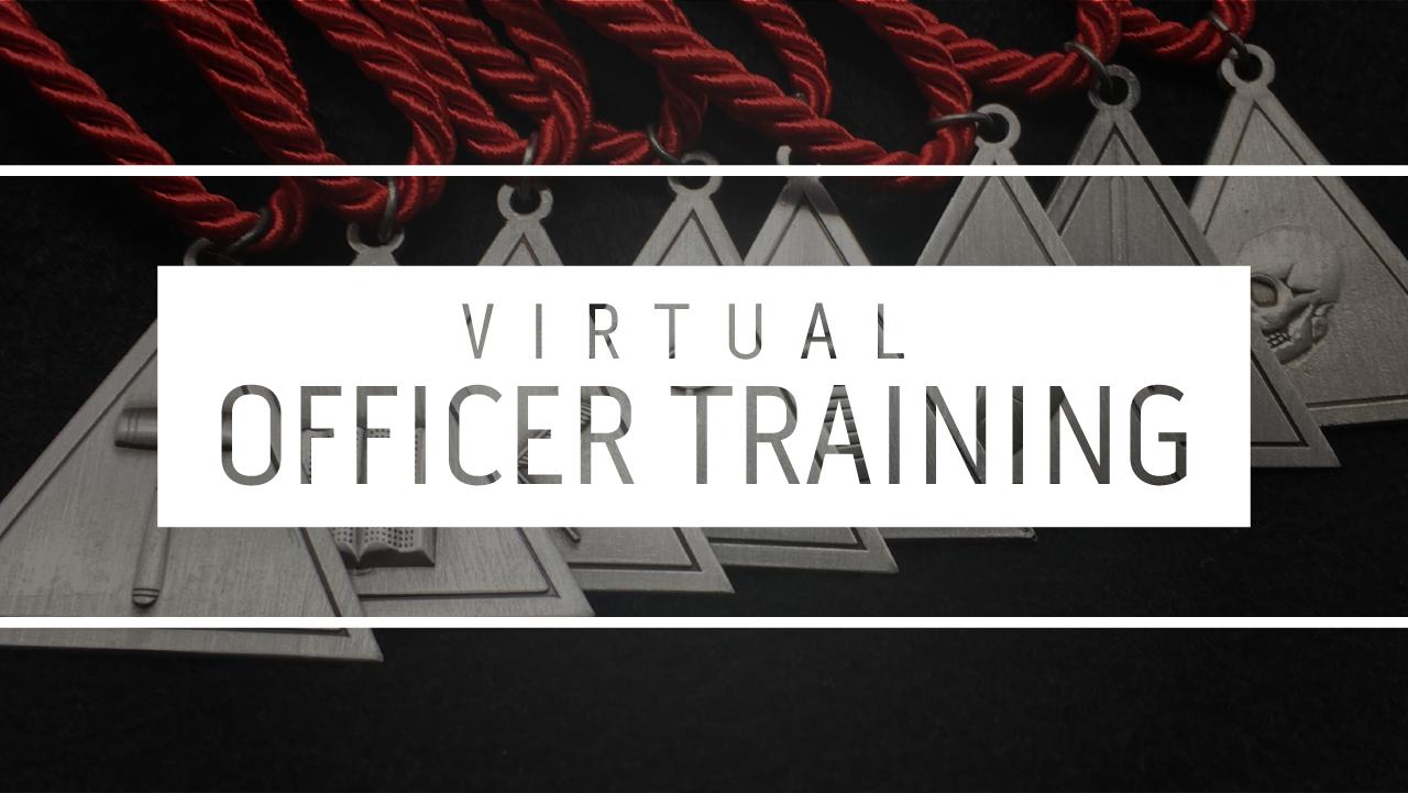 Officer Training - Prytanis