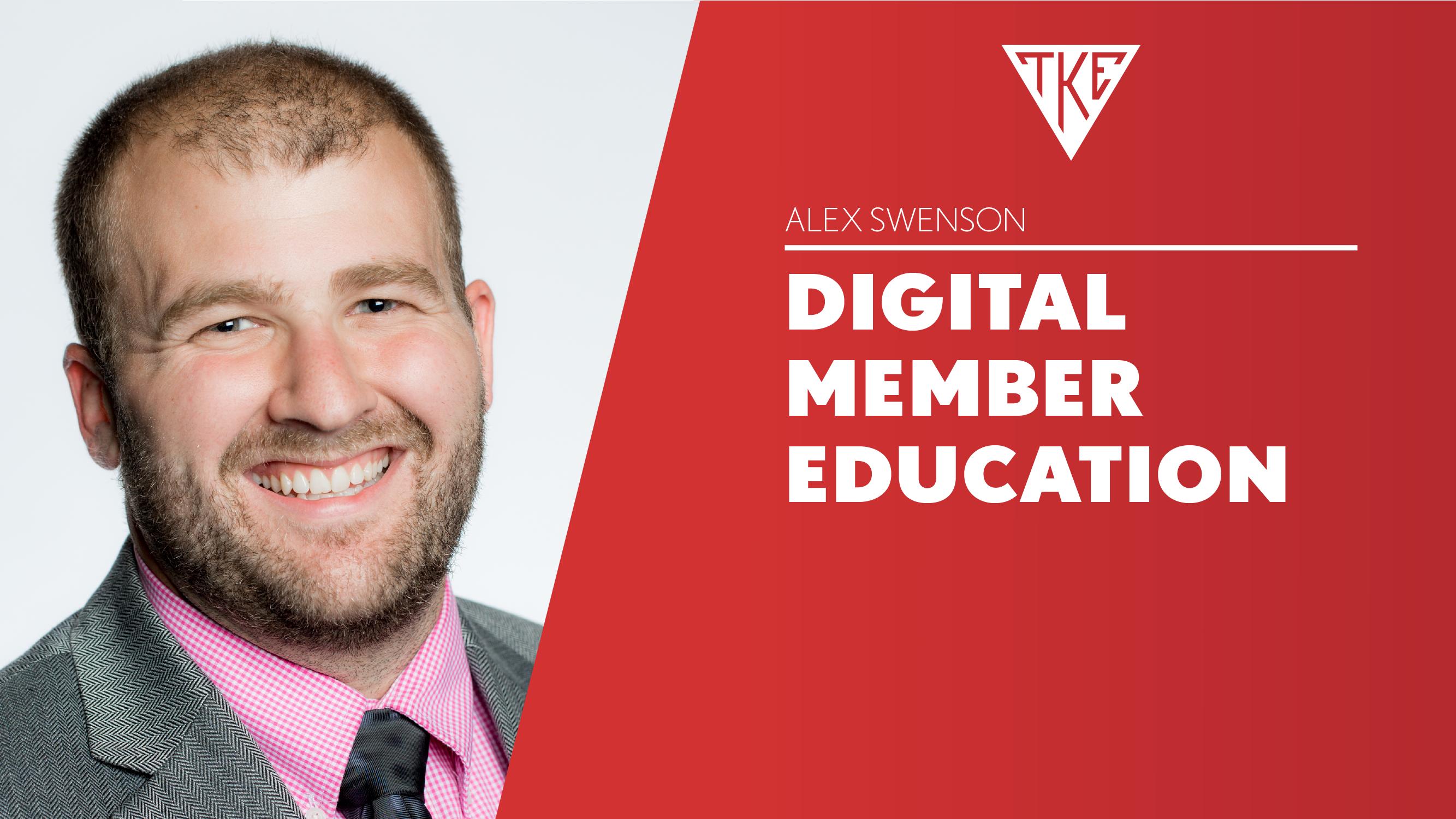 Digital Member Education