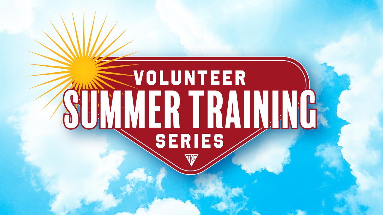 Summer Volunteer Series