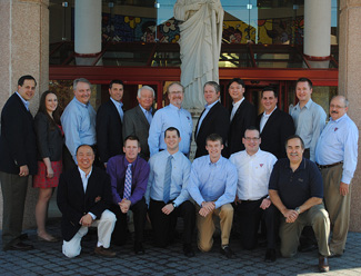 Grand Council & Staff at St. Jude