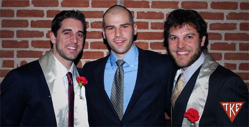 Fraters Aaron, Dan, & Graham