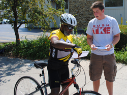 TKE Reaches Out to Community