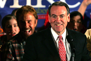 Frater Mike Huckabee