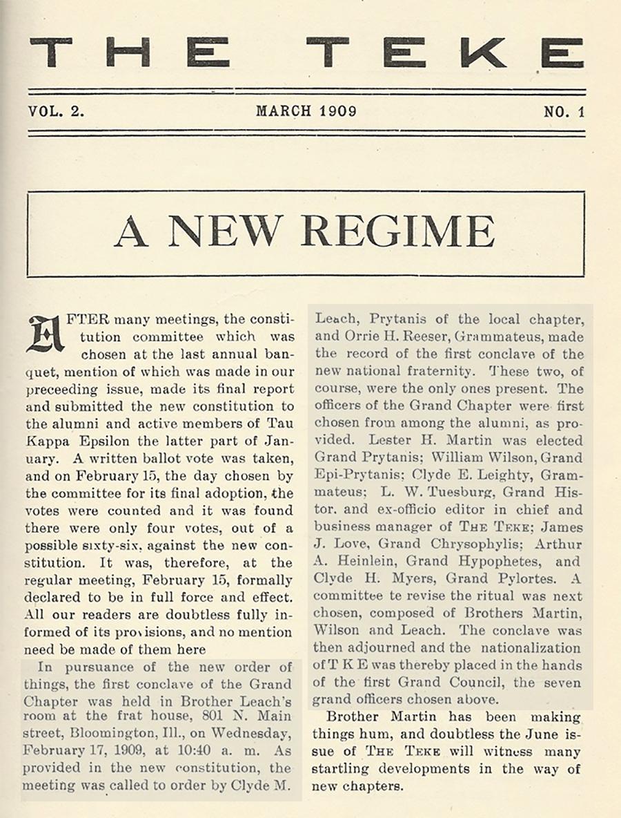 Conclave 1909