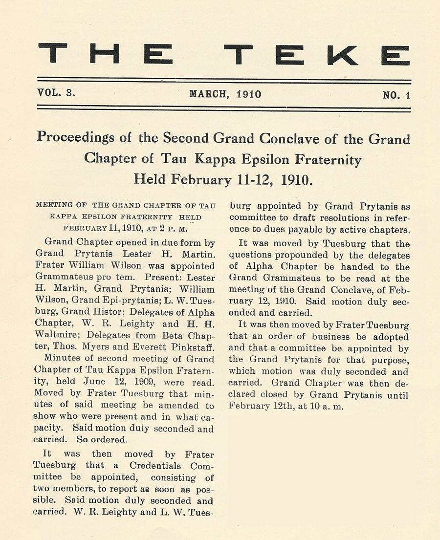 Conclave 1910