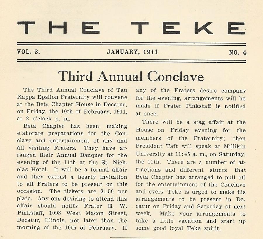 Conclave 1911