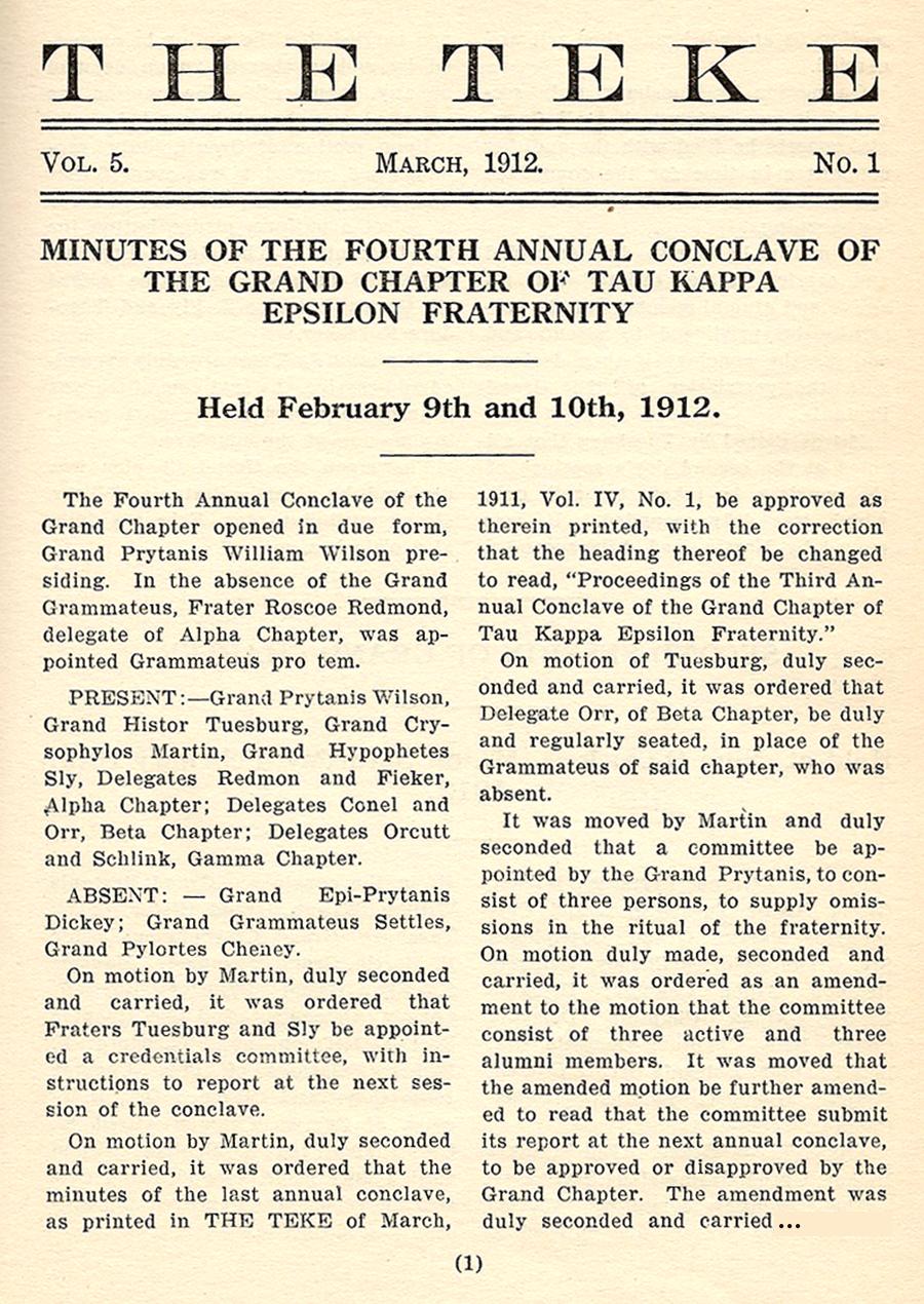 Conclave 1912