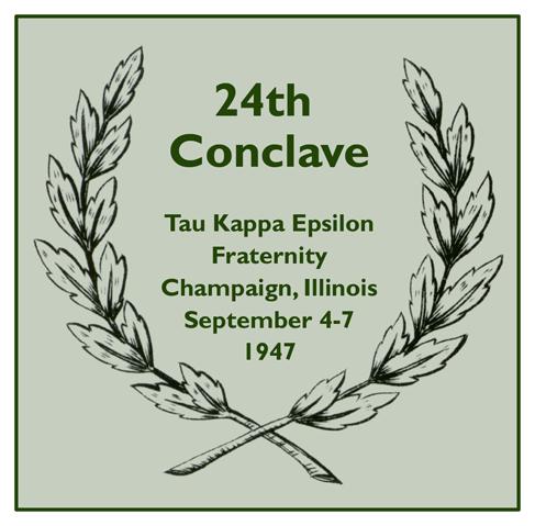 Conclave 1947