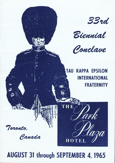 Conclave 1965