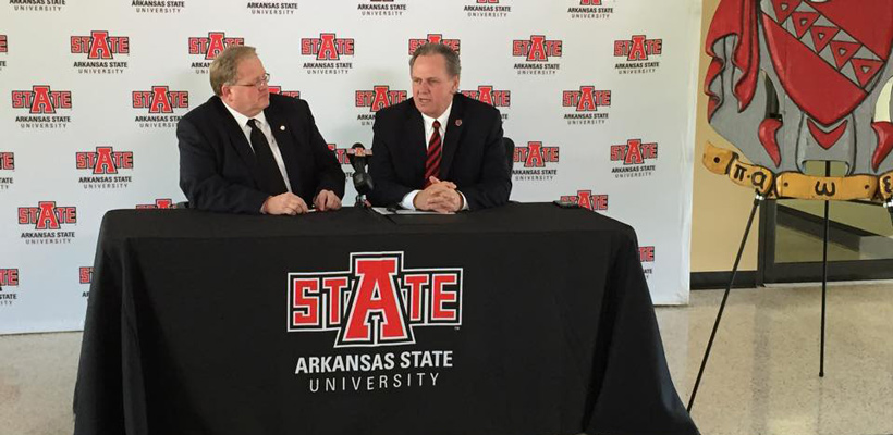 TKE Announces Return to Arkansas State