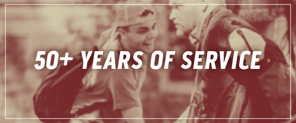 Fifty Plus Years of Service