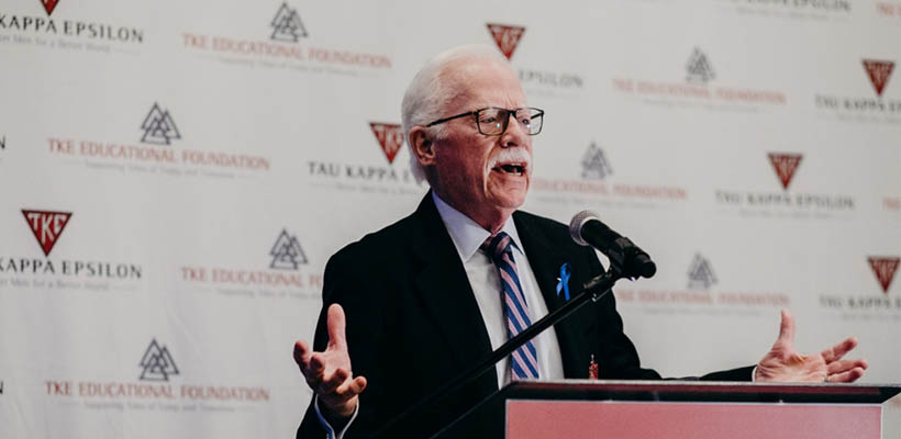 Frater Bob Barr Appointed TKE Educational Foundation Ambassadors Program Chairman