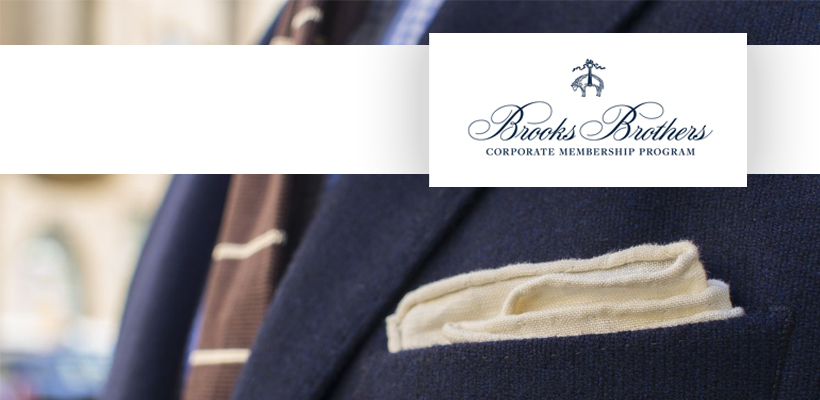 Brooks Brothers 2018 One Day Event