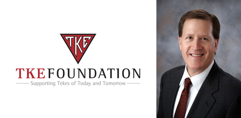 Frater Chris Silge Joins the TKE Foundation Board of Directors