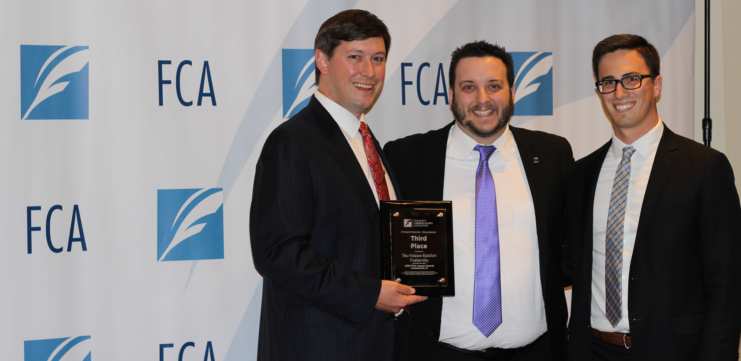 TKE Earns Two Awards at 2016 FCA Annual Conference