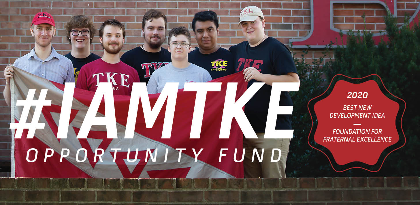 TKE Foundation Receives FFE Award Of Distinction