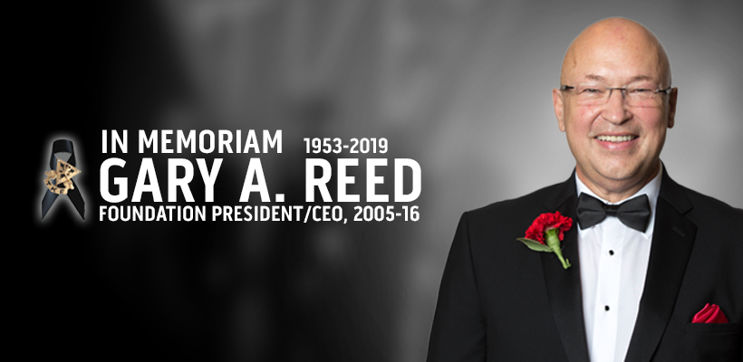 Frater Gary A. Reed Enters the Chapter Eternal
