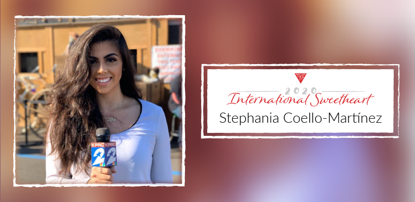 2020 International Sweetheart, Stephania Coello-Martínez