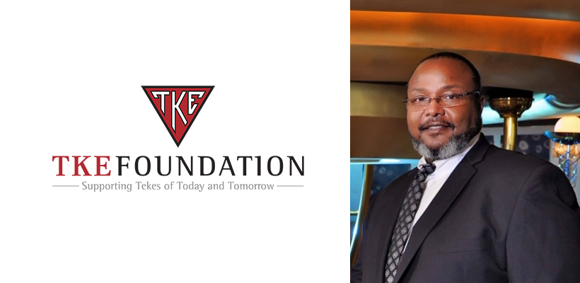Frater JD Davis Joins the TKE Foundation Board of Directors