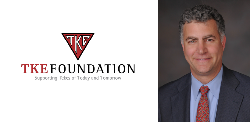 Frater JD Friedland Joins the TKE Foundation Board of Directors