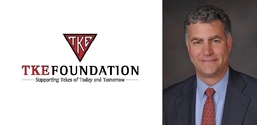 Frater JD Friedland Joins the TKE Foundation Board of Directors
