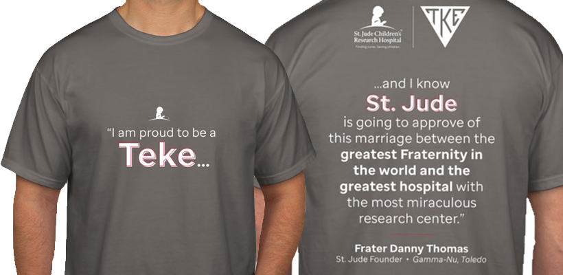 St. Jude Founder's Day T-Shirt Fundraiser