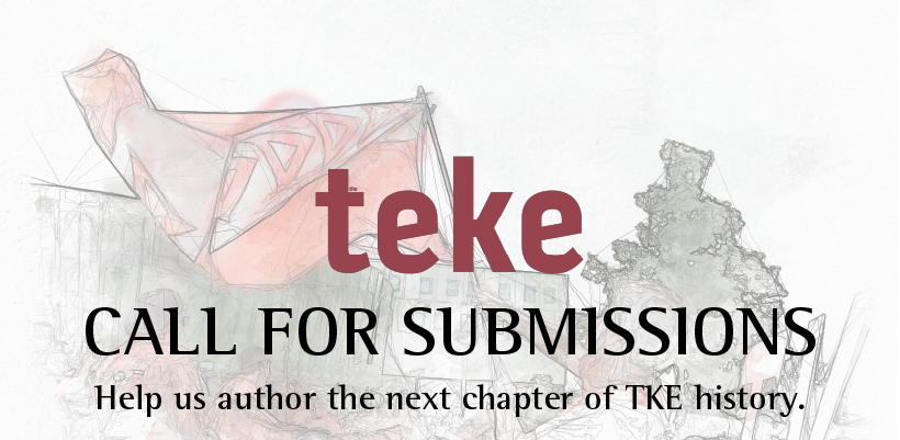THE TEKE Is Seeking Article Submissions