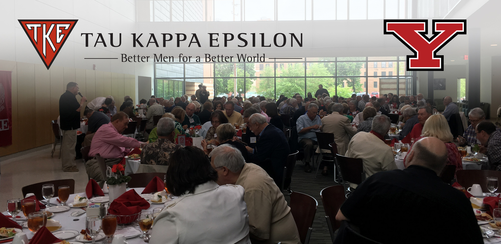 TKE Reaches 100 Alumni Associations