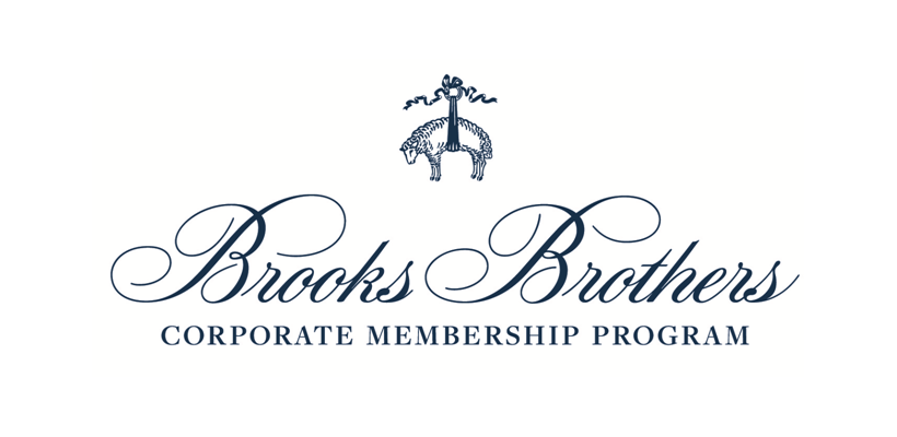 TKE Partners with Brooks Brothers Corporate Membership Program